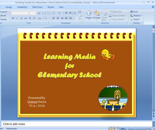 Media Pembelajaran Bahasa Inggris Listening And Speaking